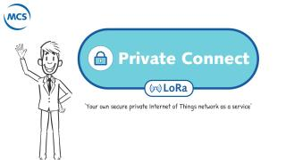 MCS Private Connect - LoRa Productvideo