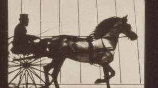 Eadward Muybridge - Horses in Motion 1898