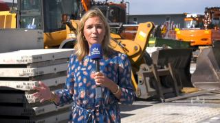Ondernemerslounge (RTL7) | 1.3.05 | Laurien bij JARO Group