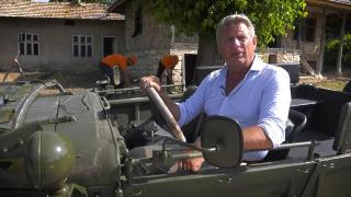 Ondernemerslounge (RTLZ) | 4.1.05 | Laurien bij Bulgaria Invest