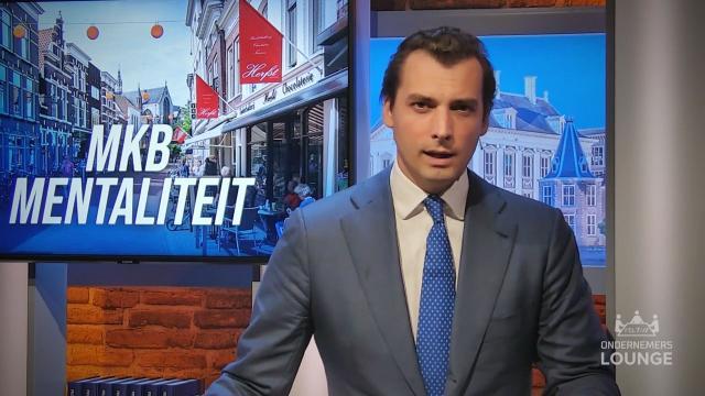 Ondernemerslounge (RTL7) | 1.3.15 | Column Thierry Baudet van FvD