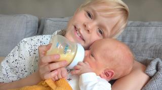 MiJN BABY BROERTJE iS GEBOREN!  | Luan Bellinga #126 | WEEKVLOG #5
