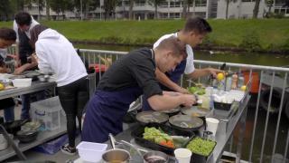 HillBilly kookcompetitie - Chefs Revolution 2018