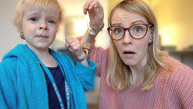 24 UUR GEBOEiD AAN MAMA  | Bellinga Familie Vloggers #1305
