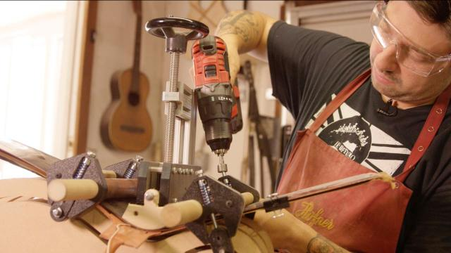 Joel Whitehead - Luthier
