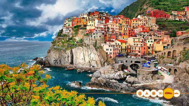 Beleef Cinque Terre in Italië