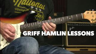 Griff Hamlin | Blues Scale Tone Functions and Working The 3rd