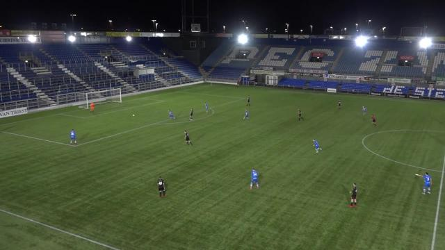 Samenvatting Jong PEC Zwolle - Jong Willem II