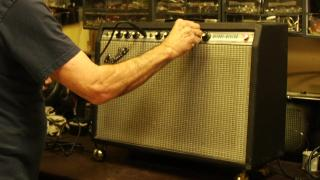 The John Tucci Show: Episode 2:  Repairing a 1968 Fender Deluxe Reverb