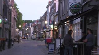Wethouder Bert van Bijsteren over de binnenstad van Harderwijk