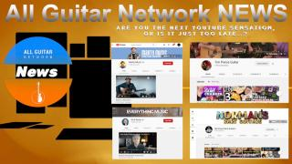 Update: Jan 4th, 2021: Are You The Next Youtube Guitar Sensation?