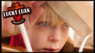 Lucky Luan - Aflevering 3:  te slim af