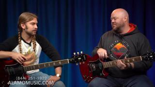 Gibson SG Standard vs. Epiphone SG Standard.