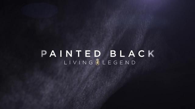 Living Legend - Painted Black