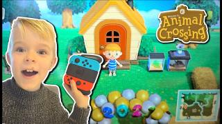 ANiMAL CROSSiNG EiLAND TOUR VAN LUAN  | Luan Bellinga #117