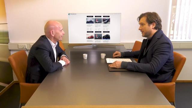Ondernemerslounge (RTL7)   3.12.08   Maurice bij Financial Auto Lease