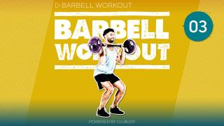 Barbell Workout 3