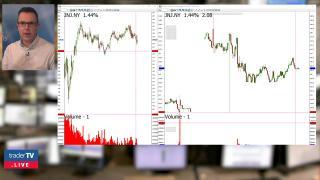 Trading Blue Chips vs  Momentum Stocks