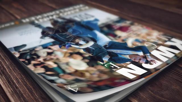 Dit is het KWPN Magazine - Editie april