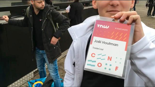 TNW Conference - On our way
