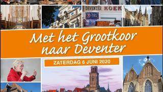 Uitgaansdag Deventer