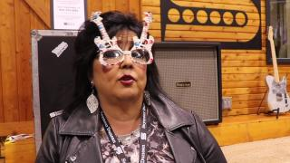 NAMM 2020: Maricela 'MJ' Juarez, Queen of the custom shop at Seymour Duncan