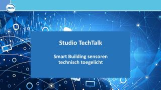 MCS - Techtalk Smart Building Sensoren