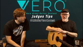 Vero Great Guitar Contest_Judges Tips #1