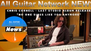 "Update: Dec 13, 2020: Chris Cornell -  Last Studio Album release: ""No One Sings Like You Anymore"""