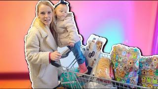 BOODSCHAPPEN PLUNDEREN | Bellinga Vlog #1674