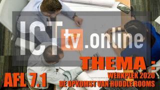 Aflevering 7.1 - Werkplek van de Toekomst/Huddlerooms