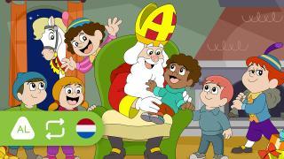 NON STOP Sinterklaas tekenfilms