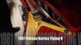 Guitar of the Day: 1981 Gibson Korina Flying V Norman's Rare Guitars