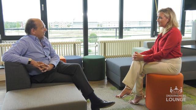 Ondernemerslounge (RTL7) | 1.5.11 | Laurien bij een belegger in whisky