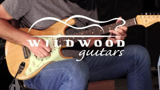 Fender Custom Shop Wildwood 10 1961 Stratocaster • SN: R96145