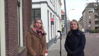 Hanzepaadje op de Wijde Wellen in Harderwijk