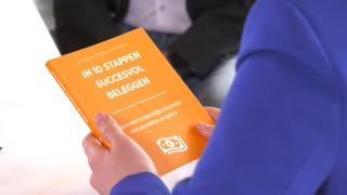 Ondernemerslounge (RTL7) | 3.8.07 | Laurien op bezoek bij Beleggen.com