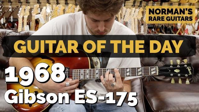 1968 Gibson ES-175 Sunburst