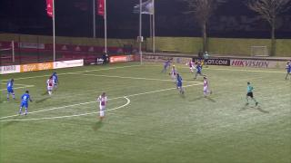 Samenvatting Ajax Vrouwen - PEC Zwolle Vrouwen