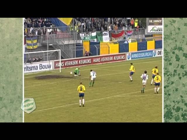 Historie SC Cambuur - FC Groningen