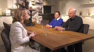 Ondernemerslounge (RTL7) | 3.8.05 | Laurien bij Marquardt Breda