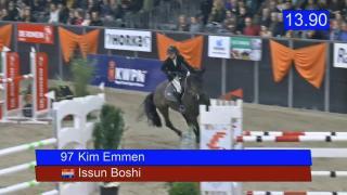 97. Issun Boshi (barrage)