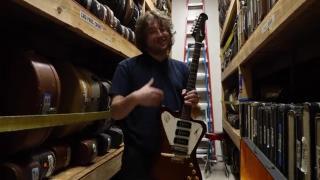 1966 Gibson Firebird III Non-Reverse Sunburst