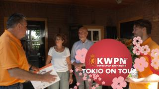 KWPN On Tour - Tokio 2021 -  Willy Wijnen