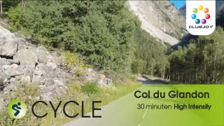 Cycle 55 Col du Glandon Xpress High Intensity 30 min