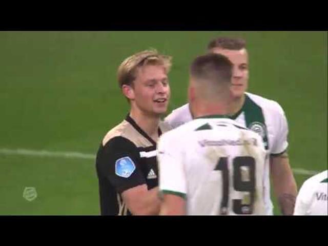 Samenvatting FC Groningen -Ajax 0-1