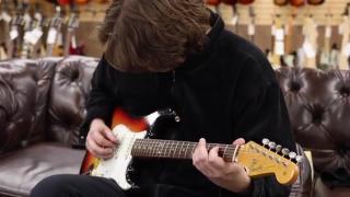 Guitar of the Day 1965 Fender Stratocaster Sunburst Norman's Rare Guitars