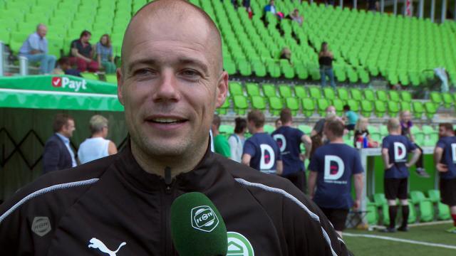 FC Groningen kruist de degens met Dekens Groep