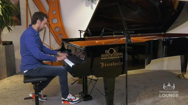 Ondernemerslounge (RTL7) | Bol Piano's: Guido Heeneman | ONLINE