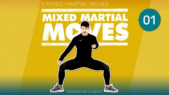 Mixed Martial Moves 1